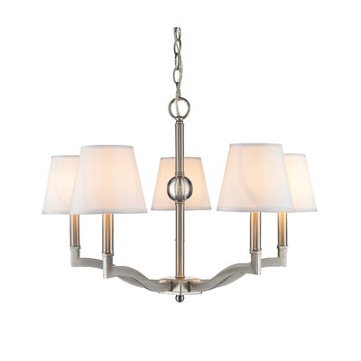 Waverly 5 Light Chandelier Product Photo