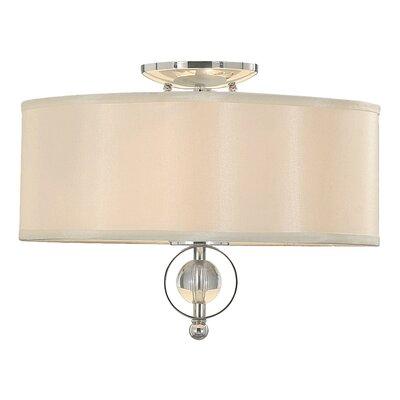 Carren 2 Light Flush Mount Product Photo