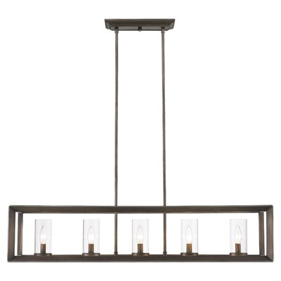 Smyth 5 Light Kitchen Island Pendant Product Photo