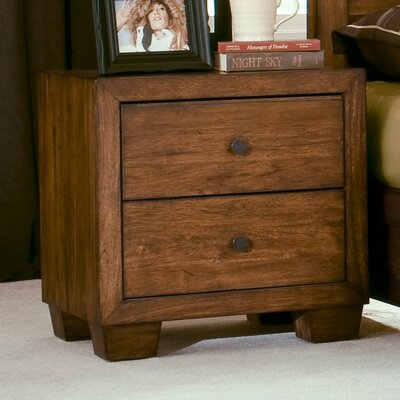 Chelsea Park 2 Drawer Nightstand by angelo:HOME