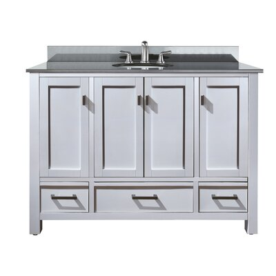 "Modero 49"" Single Bathroom Vanity Set Product Photo"