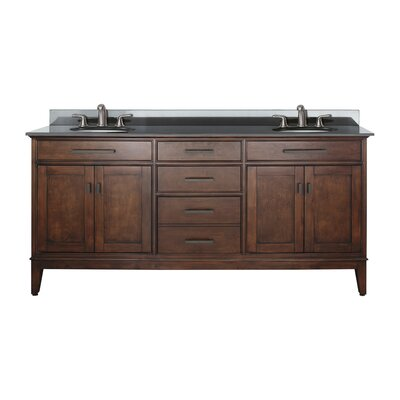 "Madison 72"" Double Bathroom Vanity Set Product Photo"