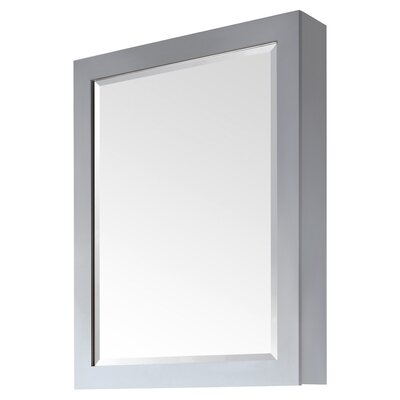"Modero 36"" x 28"" Surface Mount Medicine Cabinet Product Photo"