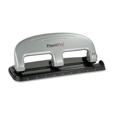 Accentra, Inc. Paperpro Three-Hole Punch, 20 Sheet Capacity