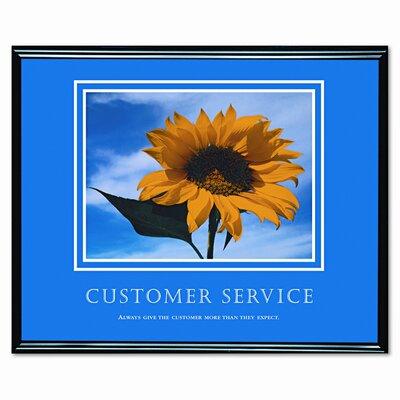 Advantus Corp. Customer Service Framed Photographic Print