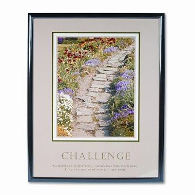 Advantus Corp. Challengeframed Framed Photographic Print