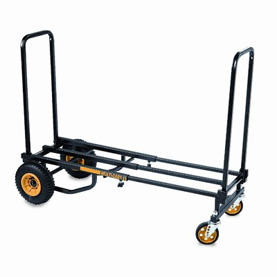 "Advantus Corp. 8 Way 9"" x 18"" x 30"" Dolly"