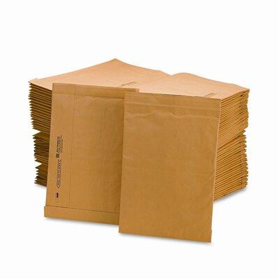 Sealed Air Corporation Jiffy Padded Mailer, Side Seam, #4, 100/Carton