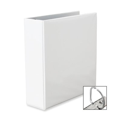 "Avery Consumer Products EZD Nonstick View Binder, 3"" Capacity, 8-1/2""x11"", White"