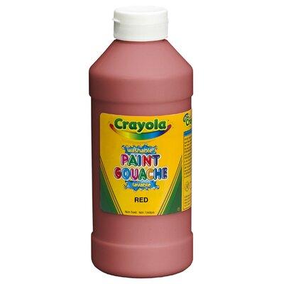 Crayola LLC Washable Paint 16oz Turquoise