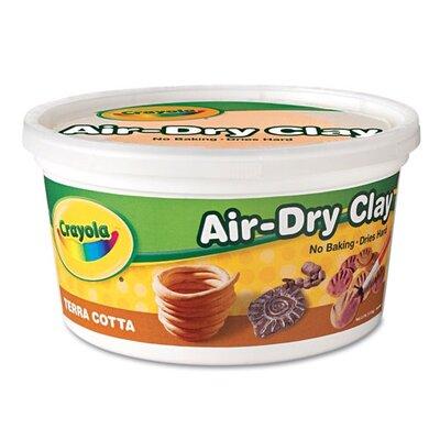 Crayola LLC Air-Dry Clay, 2 1/2 Lbs