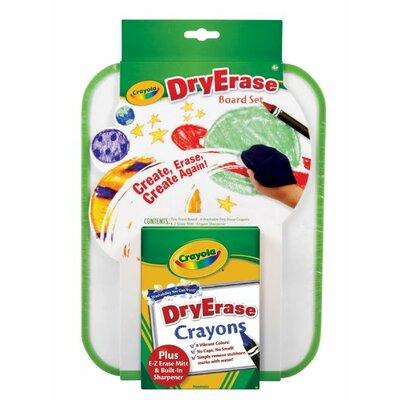 Crayola LLC Dry Erase Board Set