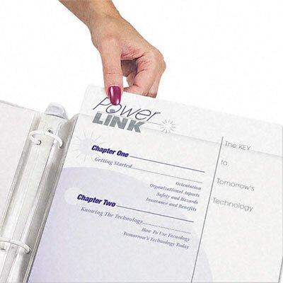 C-Line Products, Inc. Super Heavyweight Vinyl Sheet Protector, 11 X 8 1/2 (50/Box)