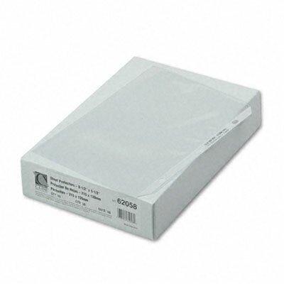 C-Line Products, Inc. Mini Heavyweight Polypropylene Sheet Protector (50/Box)