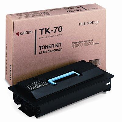 Canon TK70 (TK7041) Toner Cartridge, Black