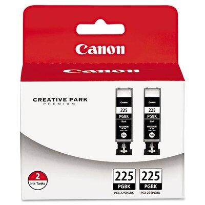 Canon Pgi-225 Ink Tank (2/Pack)