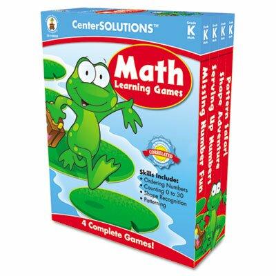 Carson-Dellosa Publishing Math Grade K