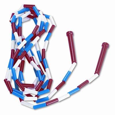 Champion Sports 16' Segmented Plastic Jump Rope