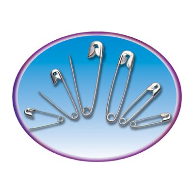 Charles Leonard Co. Safety Pins 1 1/2