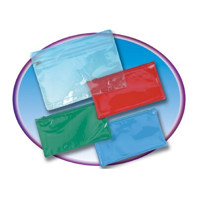 Charles Leonard Co. Pencil Pouch with Ziplock Closure
