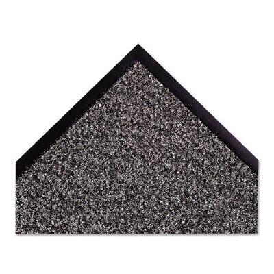 CROWN MATS & MATTING Dust-Star Solid Doormat