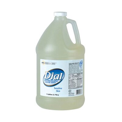 Dial® Complete® Antimicrobial Soap for Sensitive Skin - 1 Gallon