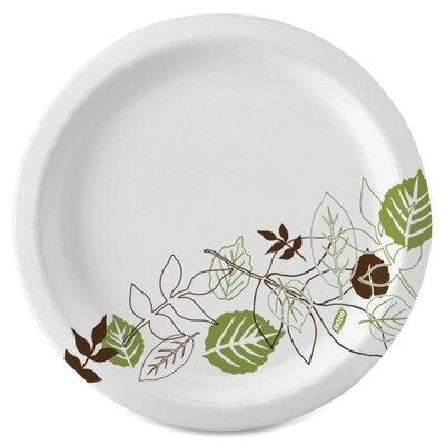 Dixie Heavy Weight Paper Plate (125 per pack)