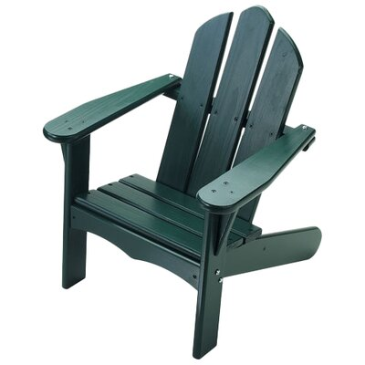 Child's Adirondack Chair by Little Colorado
