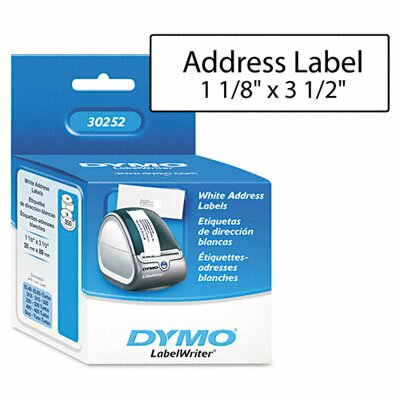Dymo Corporation 30252 Address Labels, 700/Box