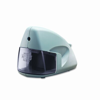 Elmer's Products Inc Mighty Mite Desktop Electric Pencil Sharpener, Mineral Green