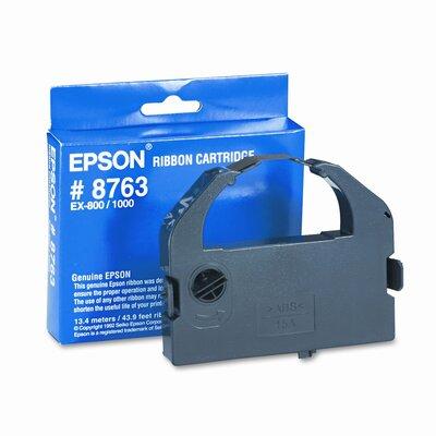 Epson America Inc. Black Fabric Ribbon Cartridge