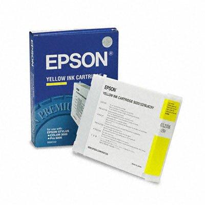 Epson America Inc. S020122 Inkjet Cartridge, Yellow