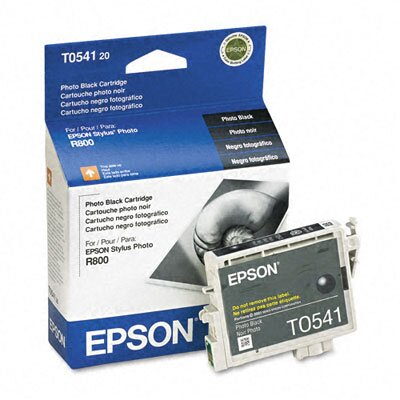 Epson America Inc. T054120 Ink, 400 Page-Yield