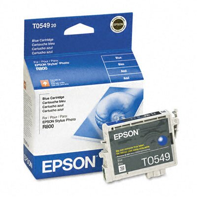 Epson America Inc. T054920 Ink, 400 Page-Yield