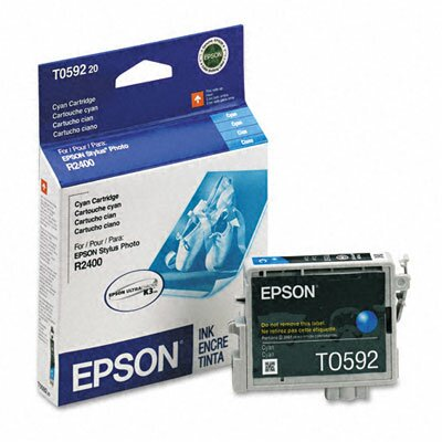 Epson America Inc. T059220 Ultrachrome K3 Ink, 450 Page-Yield
