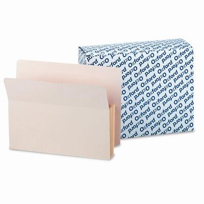"""Esselte Pendaflex Corporation Five"""" Expansion File, 10 Pockets, Straight Cut, Letter, 10/Box"""