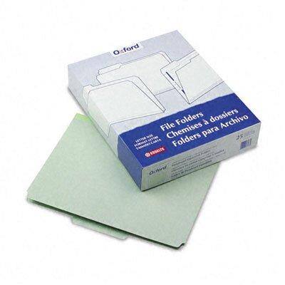 Esselte Pendaflex Corporation Pressboard Expanding File Folders, 1/3 Cut Top Tab, Letter, 25/Box