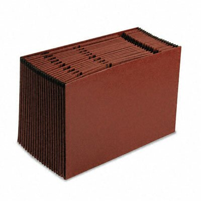 Esselte Pendaflex Corporation Earthwise Earthwise Recycled A-Z Expanding File, 21 Pockets, Legal