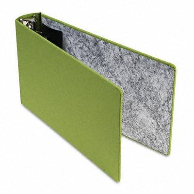 "Esselte Pendaflex Corporation Oxford Green Canvas Legal 3-Ring Binder, 8-1/2 x 14, 2"" Capacity"