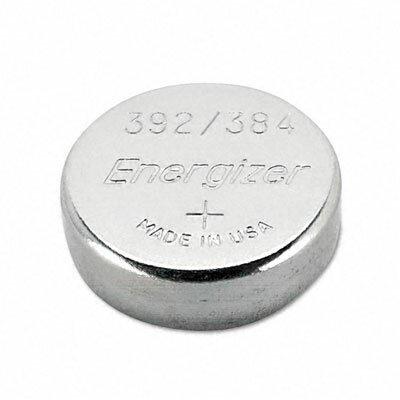 Energizer® Watch/Electronic Battery, Silvox, 392, 1.5V, Mercfree