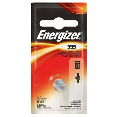 Energizer® 395 Watch and Calculator Battery