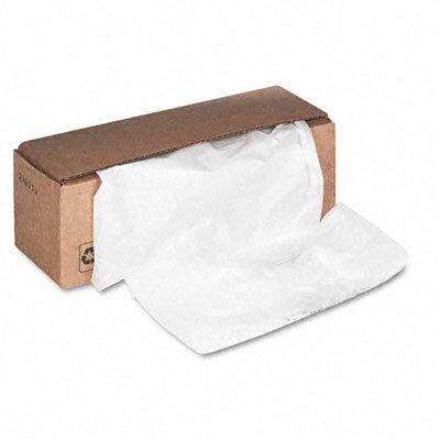 Fellowes Mfg. Co. Powershred 32-38 Gallon Shredder Bag (50 Bags/Roll)