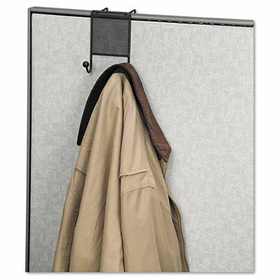 Fellowes Mfg. Co. Mesh Partition Additions Double-Garment Hook