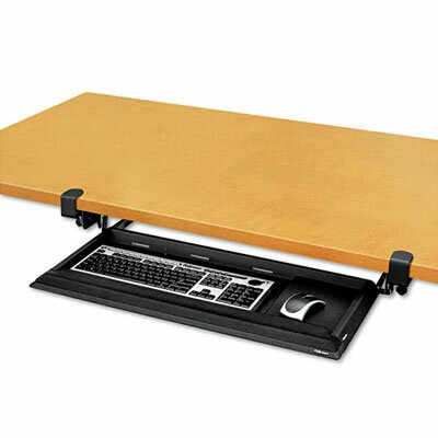 Fellowes Mfg. Co. Deskready Keyboard Drawer