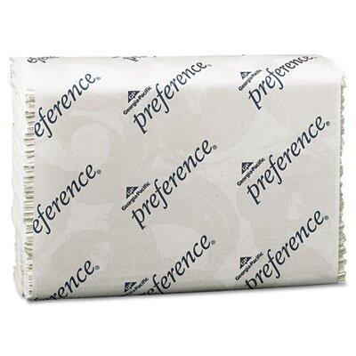 Georgia Pacific Preference C-Fold 1-Ply Paper Towel - 200 Sheet per Pack / 12 Packs per Carton
