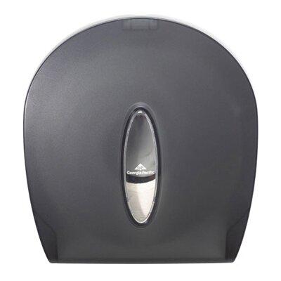 Georgia Pacific Jumbo Vista Bathroom Tissue Dispenser in Smoke