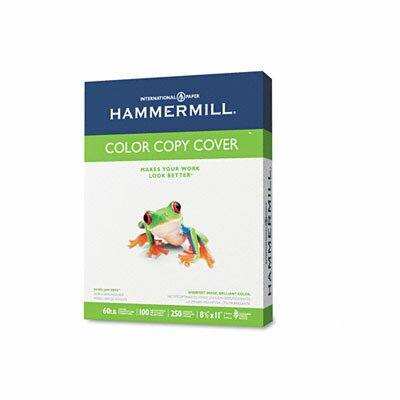 Hammermill Color Copy Digital Cover Stock, 60 Lbs., 8-1/2 X 11, 250 Sheets