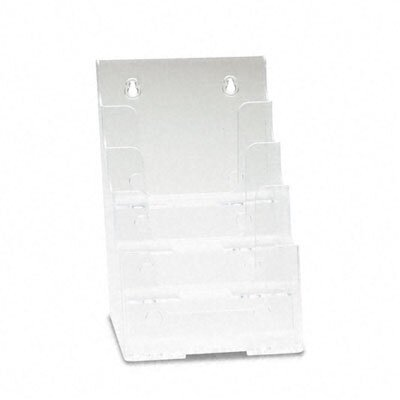 Deflect-O Corporation 4 Pocket Multi Compartment Document Holder