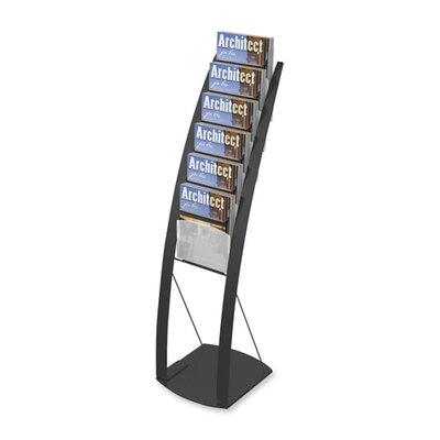 Deflect-O Corporation 6 Pocket Floor Stand