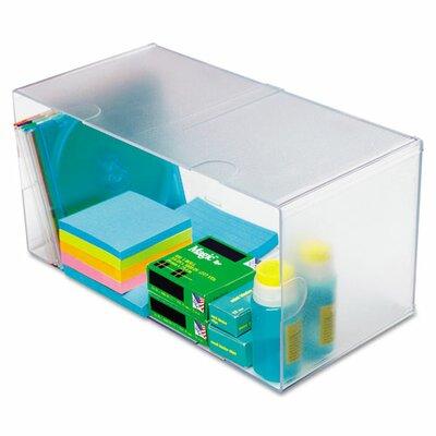 Deflect-O Corporation Desk Cube, Double Cube
